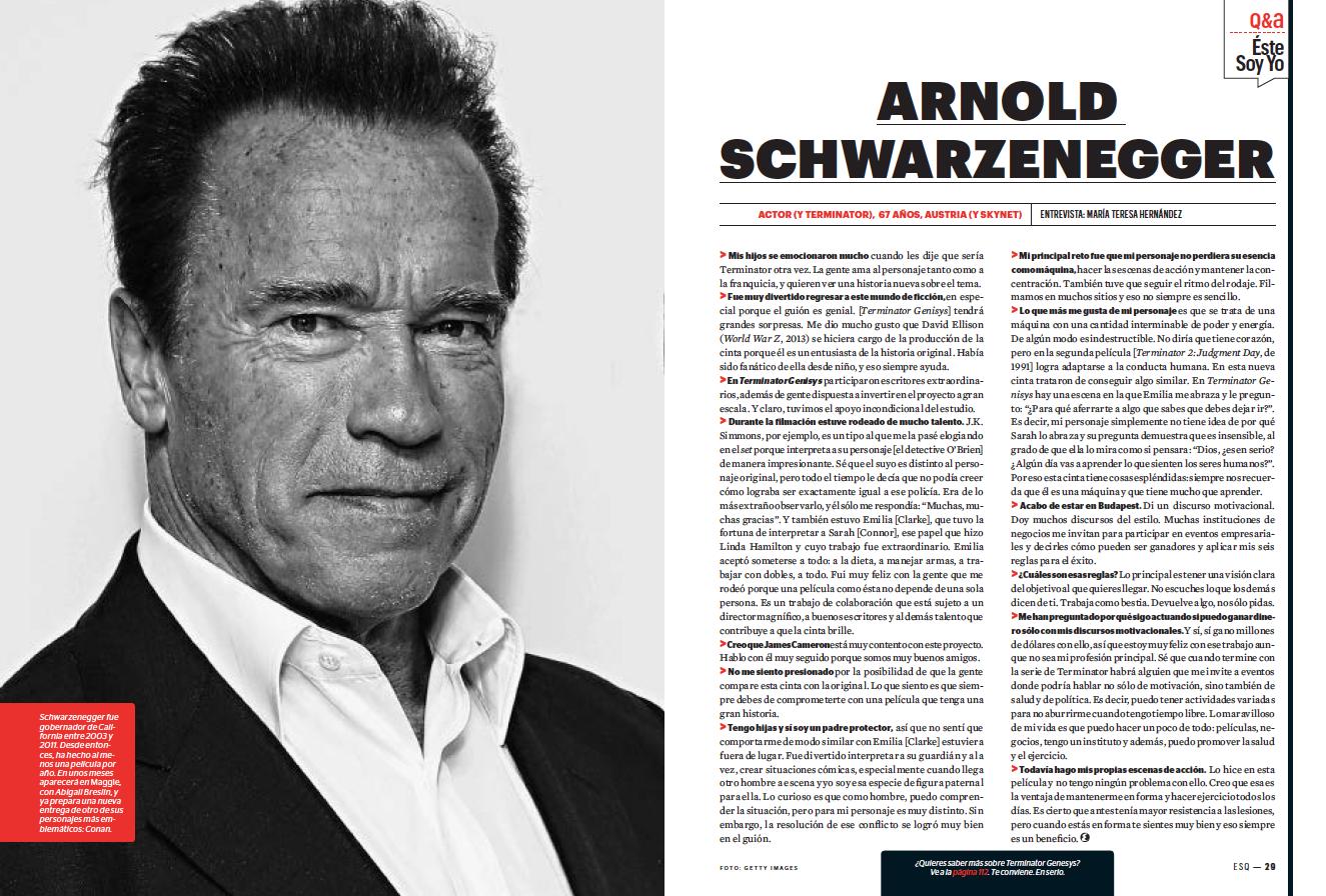 Este Soy Yo Arnold Schwarzenegger Mthernandezr Com